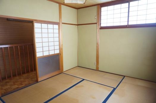 2階和室②