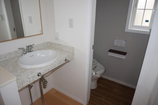 2F洗面トイレ