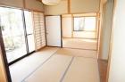 1階和室6帖×2