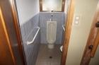 1階トイレ(男性用)