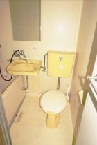 住居部分:トイレ
